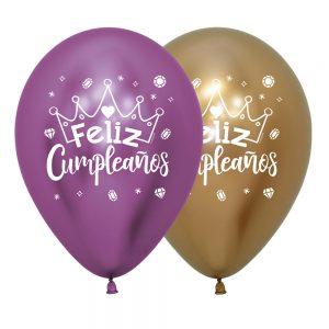 Feliz Cumpleaños Fiesta Impreso