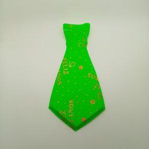 Corbatas Neón