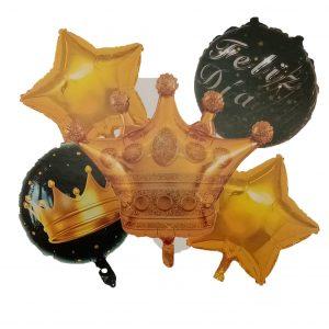 Corona Feliz Día