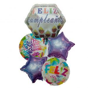 Feliz Cumpleaños Violeta