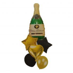 Champagne Verde; Metalizados Y Latex