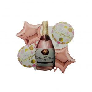 Champagne Dorado Rosa; F/C