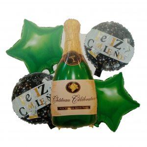 Champagne Verde; F/C